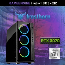 Ultra Gameengine FrostHorn 3070 - X1R