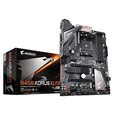 AMD B450 AORUS ELITE Motherboard