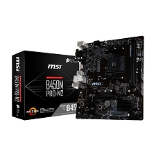 MSI B450M PRO-M2 v2 mainboard AMD AM4
