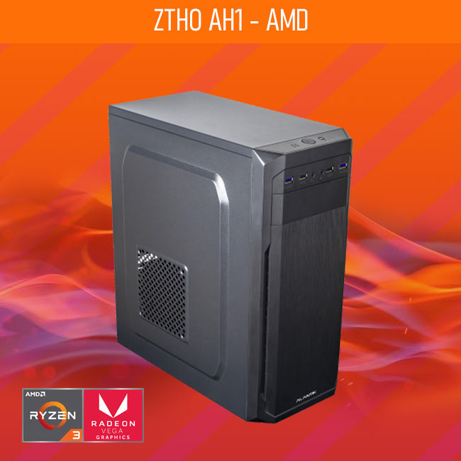 Ultra ZTHO AH1 desktop system - AMD edition